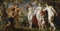 Rubens - El juicio de Paris