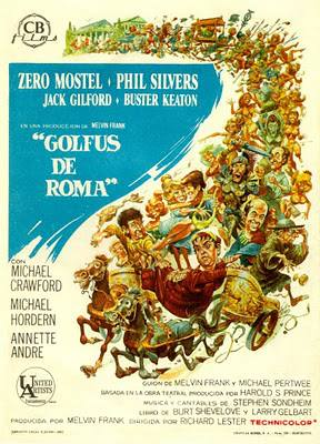 Conferencias y Ciclo de Cine de Romanos en Puente Genil