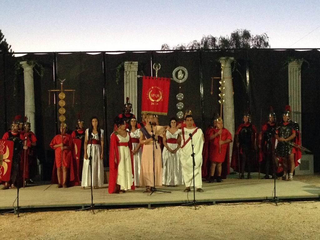 acto inaugural 1