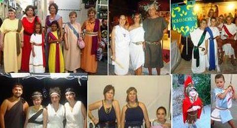 ¡Anímate y participa en el Concurso de Disfraces del Romanorum!