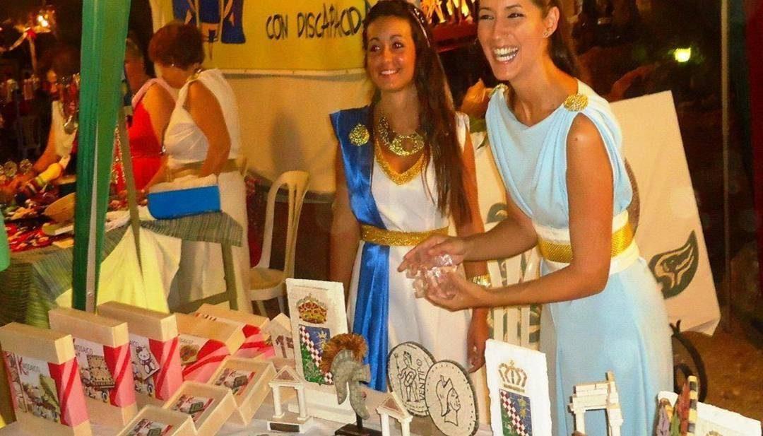 Todavía puedes formar parte de los mercados artesanos del VI Romanorum