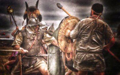Legio I Vernácula actúa este fin de semana en «Emérita Ludica 2018»