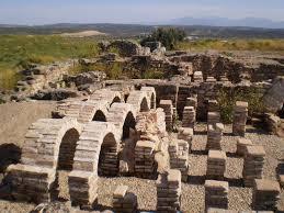 El yacimiento de Cástulo en Jaén es un referente internacional del turismo cultural