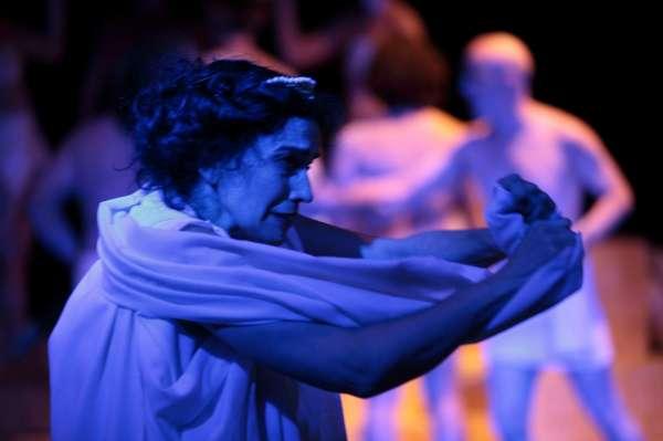 Hasta el 19 de Julio en Itálica la obra 'Augusto. Fortuna pública, dolor privado' de La Tarasca