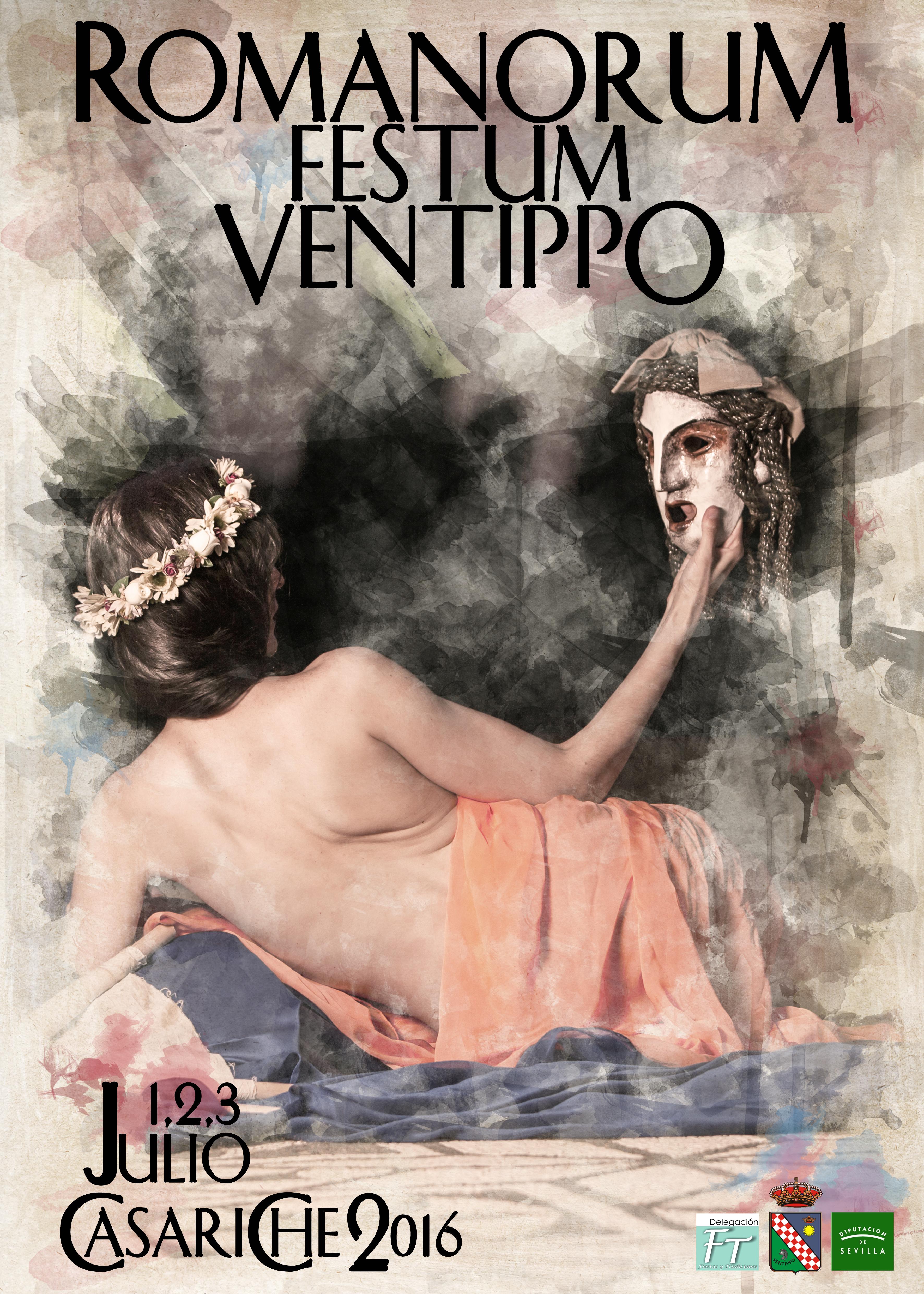 3, 2, 1…de Julio: V Romanorum Festum Ventippo! Empieza la cuenta atrás.