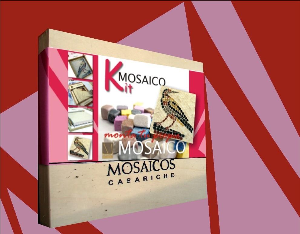 Consigue tu propio Mosaico Romano!