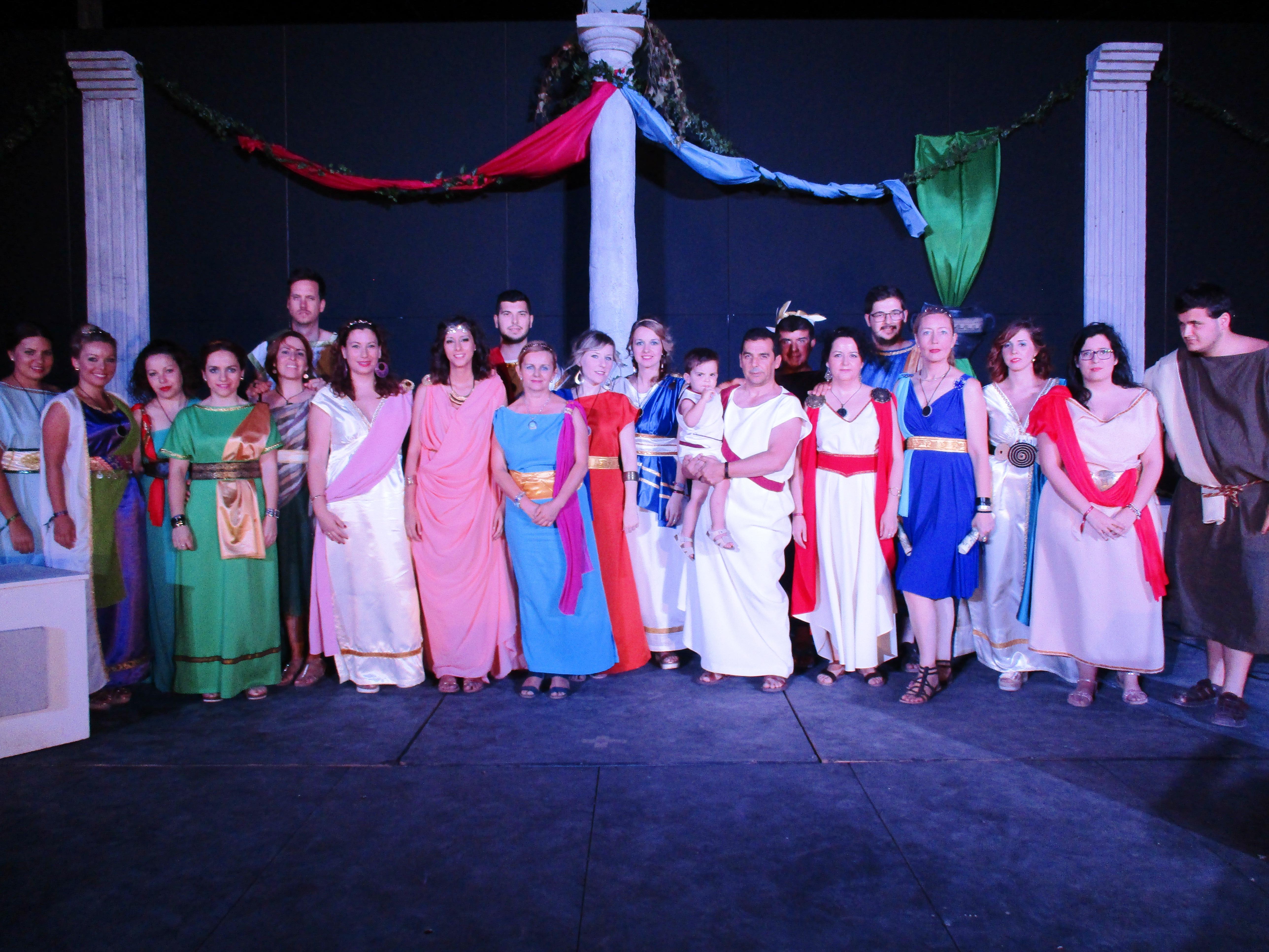 Despedida de lujo para el V Romanorum Festum Ventippo- Día 3