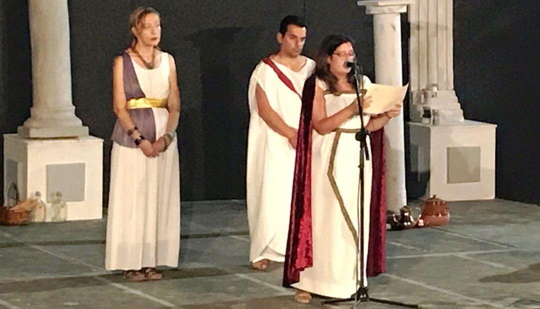 Ha concluido el sexto Romanorum Festum Ventippo
